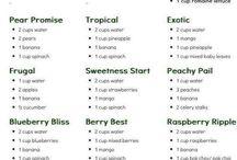 Vitamix Recipes / by Carley Ostrander
