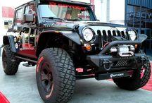 Jeep / by Allen Doty