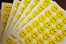 Reward Stickers / Great stickers for Schools, nurseries and families!