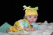 Baby Art Doll Polymer Clay