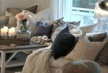 Lalu's Decorating Ideas / Fashion, cozy & stylish Deco Ideas