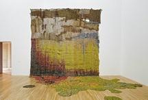Art: Mixed Materials / Fine art made from a variety of materials.