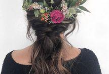 *Flower Crowns...*