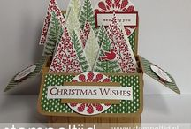 Festival of Trees - Stampin' Up!
