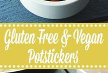 Vegan gluten free food