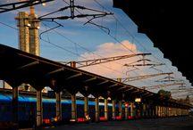 Bucharest North Train station ~~ GARA DE NORD ~~