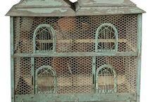 bird  cages-kuş kafesleri