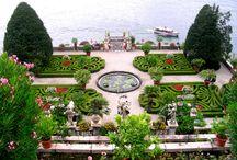 Gardens of the World / The most beautiful gardens found around the world.