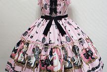 gothic&lolita wonder dresses
