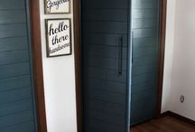 door design and color