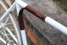 Bike and FIXED GEAR