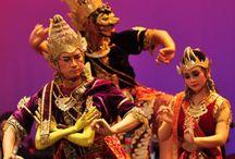 Wayang Wong , Mahabharata Opera
