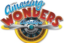 Amazing Wonders Aviation VBS / by Jennifer Steele