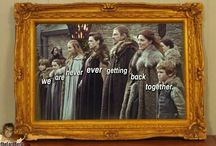 A Song of Fire and Ice & Game of Thrones / All things book and television.  / by Mellisa Klann-Reyes