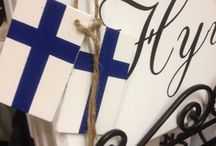 Finland / Finnish themes in decoration