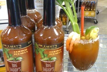 Big Daddy's Bloody Mary Mix Board