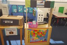 Library: Imagination Station