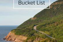 Travel Maritime New Brunswick, Nova Scotia