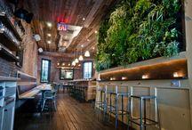 Restaurants spaces