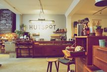 Hotspots / Places where you will find a lot of inspiration for fashion, living and lifestyle.