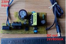 Kit Adaptor Swtching Regulator Dc24v