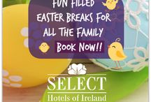 Select Hotels special offers and competitions / From capital cities to intimate hideaways, there are many great Irish destinations to choose from. Each hotel in Ireland is unique and independent. So if you are looking for family breaks in Ireland, a fishing weekend, a city centre stay, or an intimate break we have the perfect destination for you.