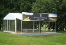 Marquees for Golf Events & Venues