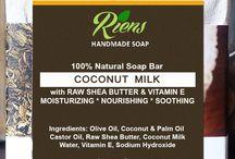 Handmade Coconut Oil Soap