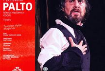 Palto #The Overcoat / #Theatre #performance #gogol #akakyakakievich #actor #theovercoat #acting
