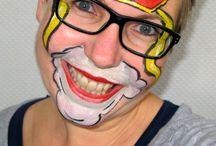 Facepaint - Sinterklaas