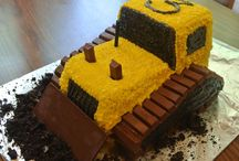 KIDS CAKES AND TREATS