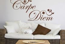 Wall Decal Quotes / Quotes, Inspirational, Sayings