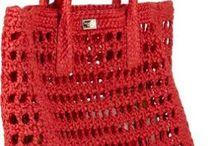háčkové tašky