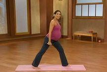 Pregnancy workout