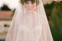 The Veil. / You've picked out your dream wedding dress, now comes the fun part - dressing it up with accessories! With so many different options for veils, flower crowns accessories, it's hard to choose what look you want. So go through get some inspiration for your big day!