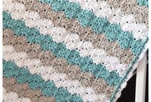 20 easy crochet baby blanket patternns