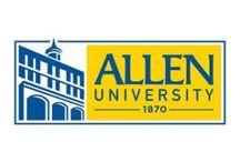 Allen University / Pins that represent all things about Allen University #YellowJacket