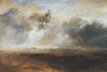 turner paintings inspirational