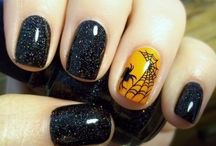 Halloween Inspiration   / A collection of all the fabulous Halloween inspired make up and nail designs we have seen