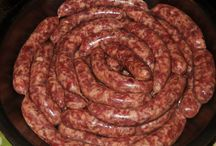 preparate de casa din carne, carnati,slanine, sunca, toba caltabos,etc.