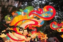 Chinese Lantern Festival at Missouri Botanical Gardens / by Nathan Street