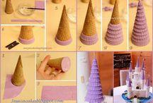decoración para tortas