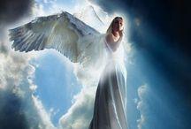 Angels!... / by Ben Michaud