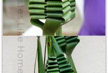 seni lipat daun kelapa