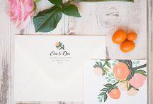 Fruits invitation