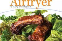 Airfrayer recepten