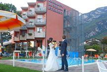 Matrimoni, Cerimonie... / L'Hotel Ristorante Everest Arco è il luogo ideale per festeggiare matrimoni, cerimonie, eventi