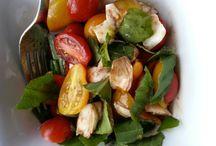 Seasonal Recipes: Summer Harvest / Healthy recipes for yummy summer eating