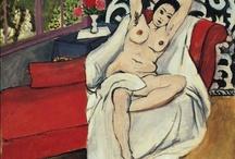 Henri Matisse / My Favorite Henri Matisse paintings and drawings
