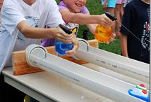 Fair games sideshow alley / Fair or fete games for kids